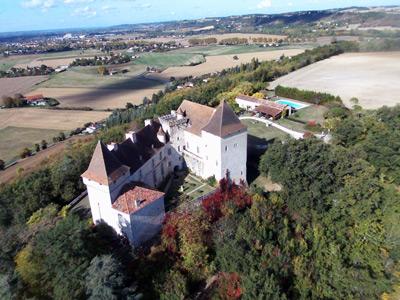 44CDG Chateau de Goudourville
